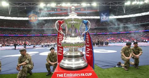 FA Cup semi-final draw live updates as Arsenal, Manchester ...