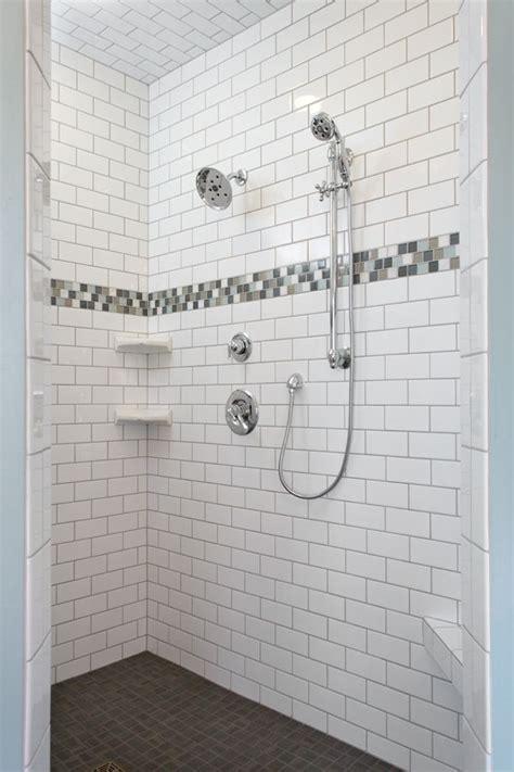 walls soho glossy white 3x6 subway tile accent glacier