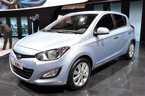 Hyundai I20 Picture by 2012 Hyundai I20 Pictures Information And Specs Auto
