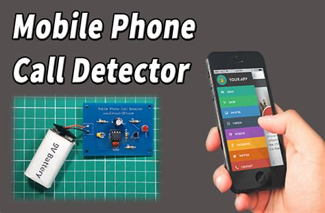 simple mobile phone detector pcb maker pro