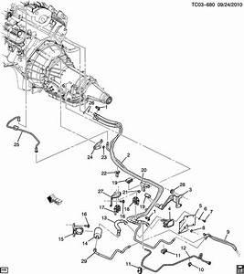 Chevrolet Suburban Clip  Early Fuel Evaporation  Fuel Line
