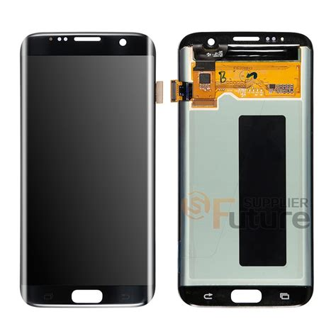 samsung s7 edge sm g935 g935f lcd digitizer assembly black