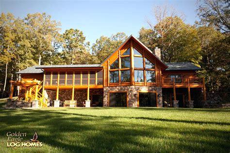 cabin homes plans lake rustic log cabin home plan 073d 0056 house plans