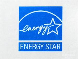 Energy Star Logo Photograph by Photo Researchers, Inc