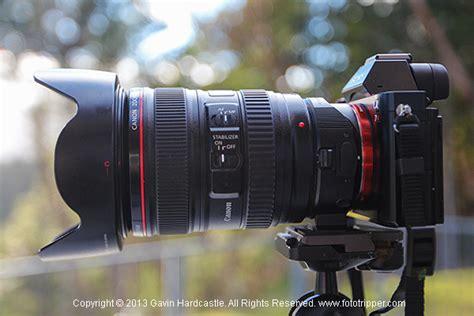 camera review  sony ar