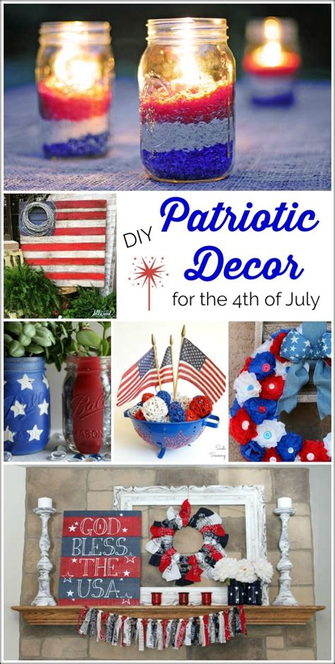 creative crafts ideas best 25 patriotic decorations ideas on 4th of 1810
