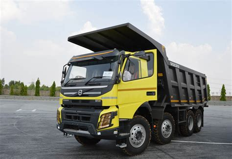 volvo trucks bets big   shift tech  india