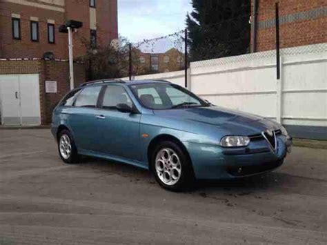 Alfa Romeo 2001 156 Jtd Veloce Blue. Car For Sale