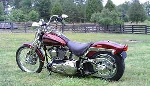 Tacho Harley Davidson Softail : 2000 harley davidson fxsts springer softail moto ~ Jslefanu.com Haus und Dekorationen