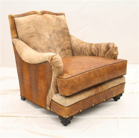 Western Cowhide Furniture by Western Chair Western Living Room Furniture Cowhide Chair