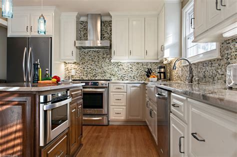 60's Ranch Kitchen Remodel, Brentwood, TN   Traditional