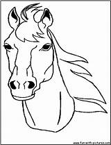 Horse Feedio Funny Coloring sketch template