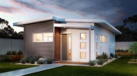 Small Affordable Modular Home  Modern Modular Home