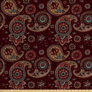 paisley pattern fabric catalog of patterns