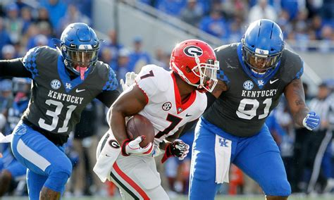 50+ Kentucky And Georgia Game  Pictures