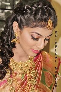 Bridal Makeup Hairstyles In Tamilnadu Saubhaya Makeup