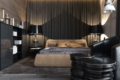 Three Luxurious Apartments With Modern Interiors by Pin By Michele Tagufa On Bedrooms Home Bedroom