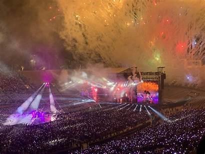 Bts Rose Bowl Concert Stadium Tour America