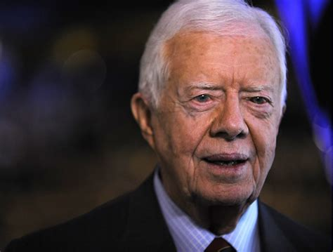 Former President Jimmy Carter Announces He Has Cancer