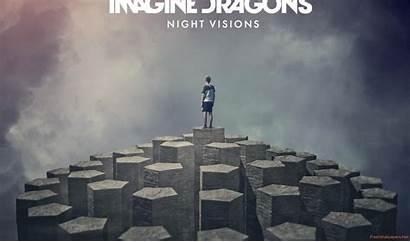 Imagine Dragons Visions Night Wallpapers Desktop Believer