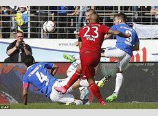 Video Bayern Munich 1 0 Darmstadt Footy Tool
