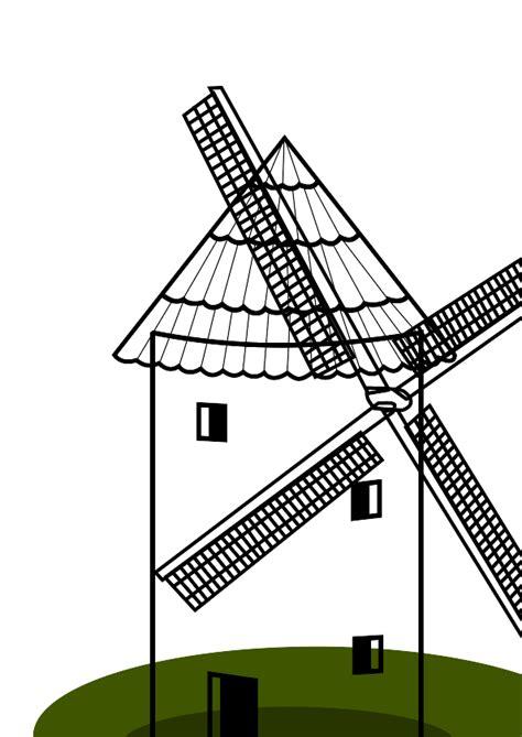 Windmill Clipart Farm Windmill Clip Cliparts
