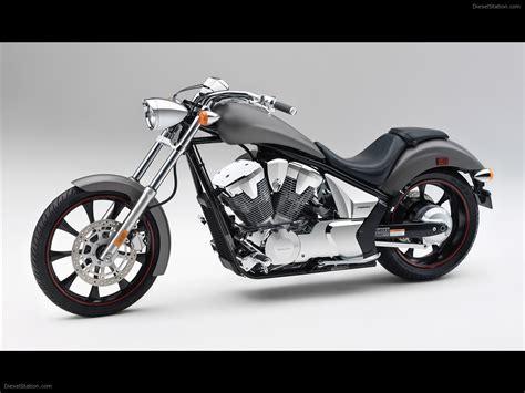 2010 Honda Fury Exotic Bike Wallpaper #15 Of 40