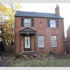 Affordable Red Brick Colonial