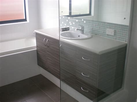 Tile Around Bathroom Vanity, Another Pic Will Probably