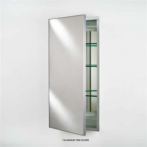 afina 15 quot x 36 quot broadway mirrored medicine cabinet