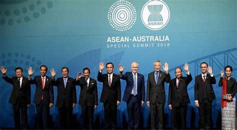 Asean-australia Special Summit
