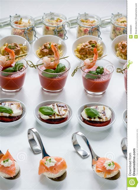 images cuisines catering finger food stock image image 33368281