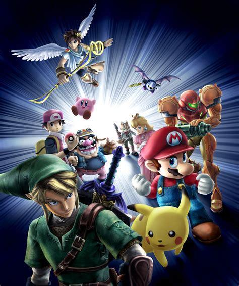 Review Super Smash Bros Brawl Wii Geeks Under Grace