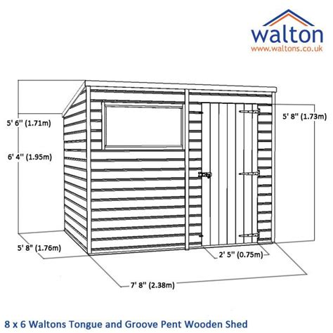 6 x 8 pent shed plans shed plans 10 x 20 free door shed 10x8 plans for