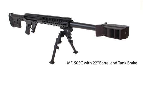 50 Bmg Single by Mccutchen Firearms Mf 50sc Complete 50 Bmg Bolt