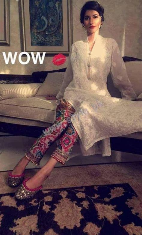 phulkari trousers pakistani wear  girls stylepk