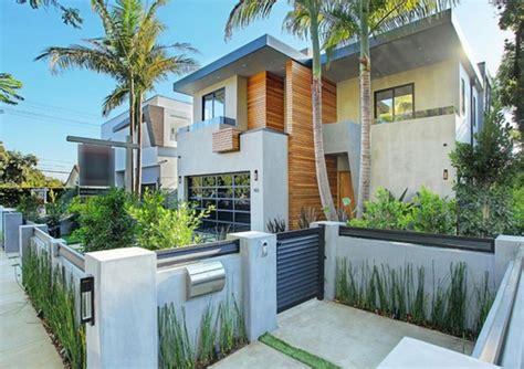 aneka model pagar rumah minimalis modern terbaru