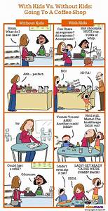 With Kids Vs. W... Shopping With Mom Quotes