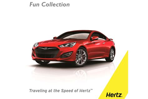 Hertz Unveils 'fun Collection' In Kuwait