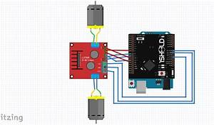 Controlled Board Eraser Using Arduino And 1sheeld