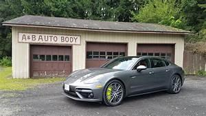 Porsche Panamera Hybride : 2018 porsche panamera turbo s e hybrid review motor illustrated ~ Medecine-chirurgie-esthetiques.com Avis de Voitures