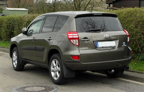 Toyota Rav 4 2011 by 2011 Toyota Rav4 Iii Pictures Information And Specs
