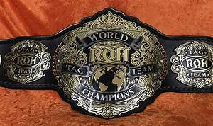 Every ROH Triple Crown Champion in History - Wrestling Advisor