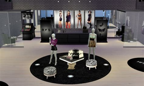 missfortune sims gtw boutique   stylish sims