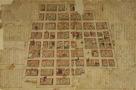 map  mexico city world digital library