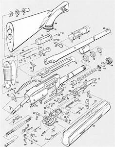 Remington 1100 Parts Schematic  Remington 11 87 Premier