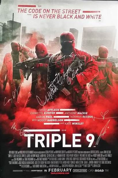Triple Poster Movies Nine Film Trailer Win