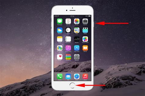 iphone how to how to take a screenshot on iphone 6 or 6 plus