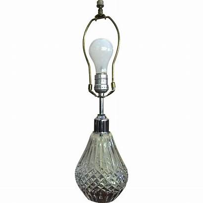 Waterford Crystal Lamp