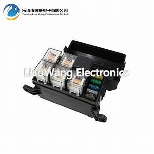 6 Way Auto Fuse Box Assembly With 1pcs 4p12v 40a 5pcs 5pin 12v 40a Relay And Fuses Power
